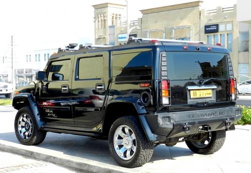 UAE Les voiturettes de Dubai...