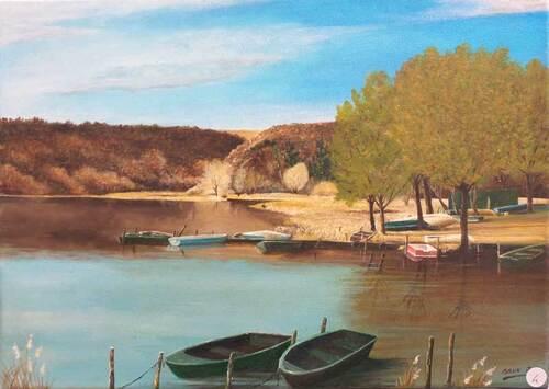 Deuxième Salon des Peintres du Bugey à Rossillon
