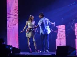 Violetta en Vivo : Brésil