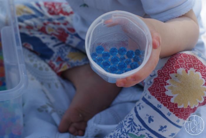 Patouille n°9 : Les perles d'eau