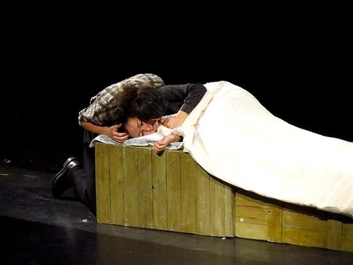 """""""Peer Gynt"""", le drame poétique et philosophique d'Henrik Ibsen, interprété par les élèves de l'atelier-théâtre du lycée Désiré Nisard"""