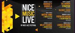 Des activités telles que le Nice Music Live pour une sortie