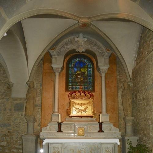 L'église Saint-Antoine ( 2 )