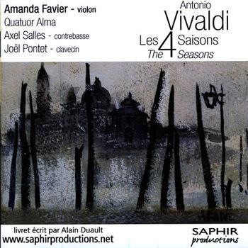 Vivaldi, les 4 saisons;