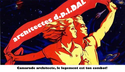 Architectes DAL mal logement insalubrité Droit au logement DALO