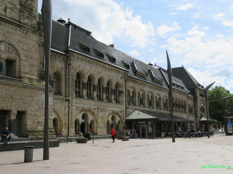 La ville de Metz - 6