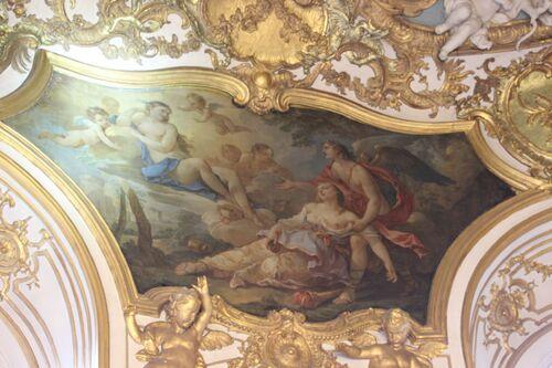 Hôtel  de Soubise : les appartements de la princesse