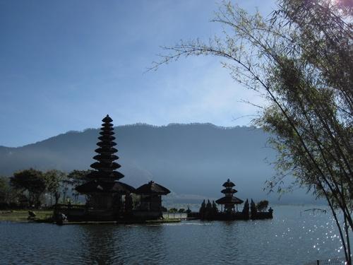 Temple Pura Ulun Danu Bratan, Bali