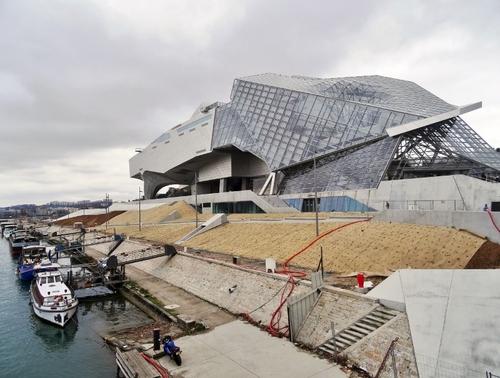 Lyon: le Musée des Confluences (photos)