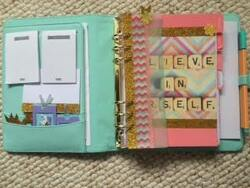 Mon nouvel organiseur : un kikki k so girly !