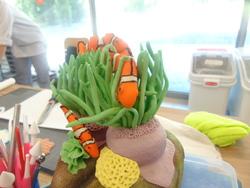 Atelier avec la cake designer Valentina Bres