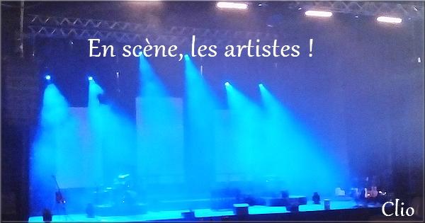 -Thème pour MCO 241 : En scène, les artistes !