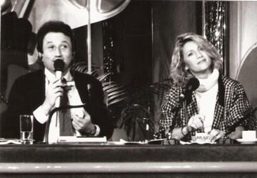 31 janvier 1985 : Studio 1 - Europe 1 / Mise à Jour !