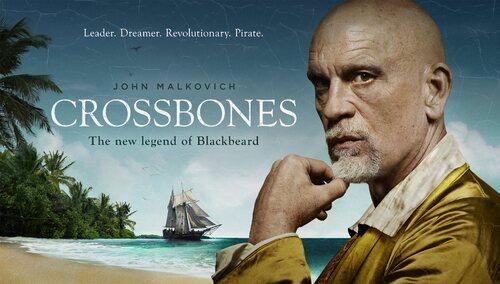 Serie TV : Crossbones