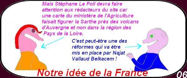 """""""Notre idée de la France"""" le site de la présidentielle 2017 de Hollande est ouvert."""