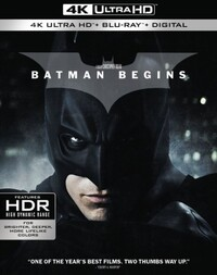 [Test 4K Ultra HD] Batman Begins