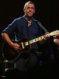 2ème CD de Hugh