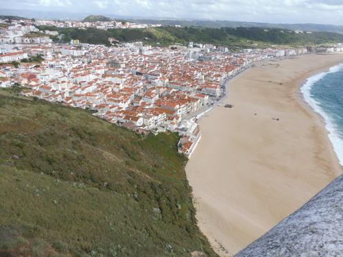 Vues de Nazaré (Portugal)