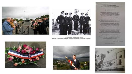 * FNFL : en souvenir des Marins des corvettes  Alysse et Mimosa