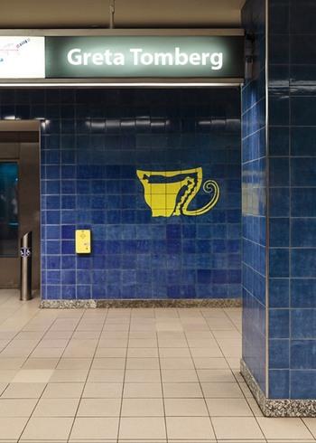 La station de métro TOMBERG change de dénomination dès aujourd'hui