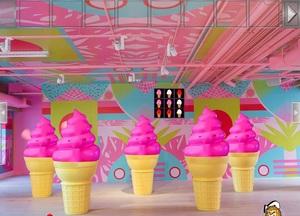 Jouer à Ice cream house escape