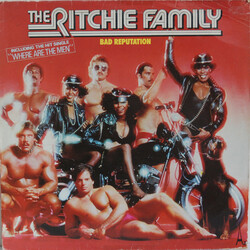The Ritchie Family - Bad Reputation - Complete LP