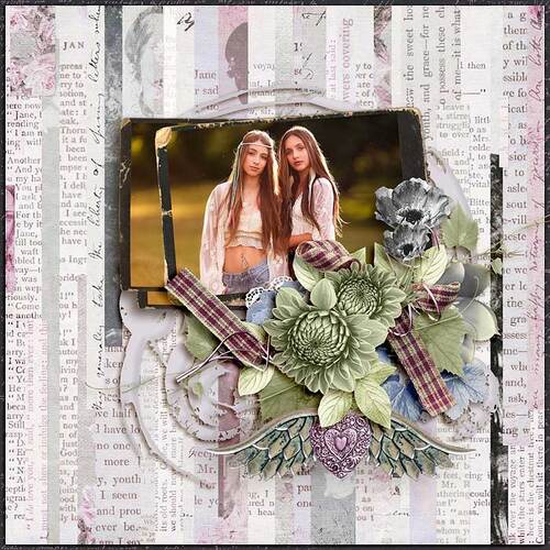 In Dreams by dentelle scrap