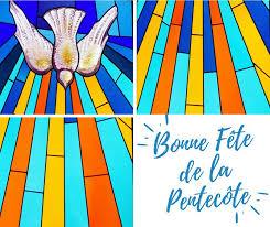 Bonne fête de la Pentecôte
