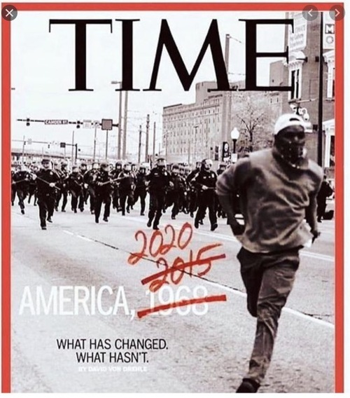 The Time cover :