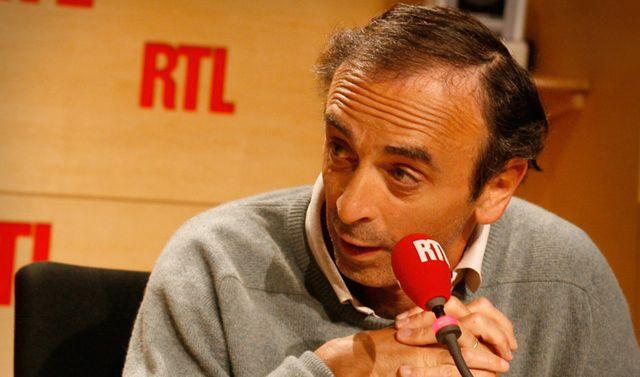 Pétition pour la liberté d'expression et la réintégration d'Eric Zemmour à RTL.