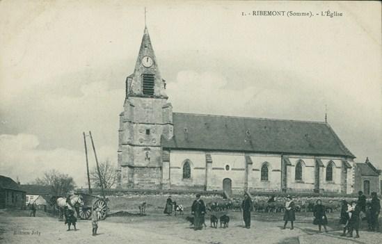 Ribemont sur Ancre