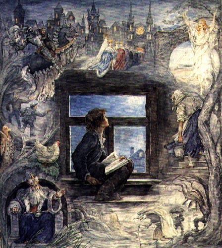 Chapitre 2: Le Petit Tuk d'Andersen d'après Oskar Klever