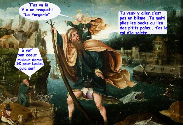 santo Kristophoros