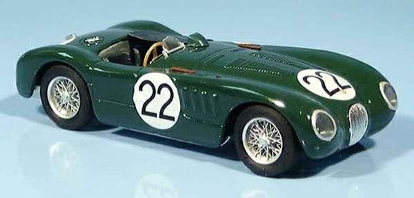 Le Mans 1951 Abandons & Disqualifiée I