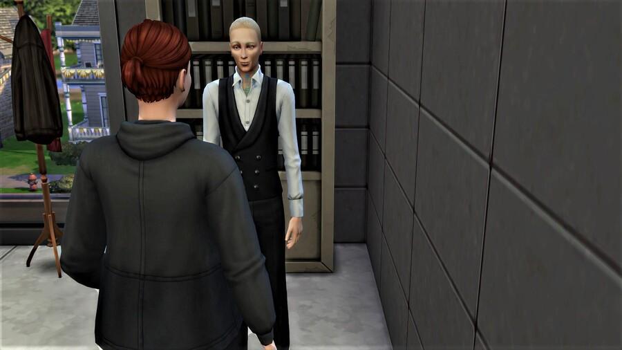 Chapitre 20 : Confrontation