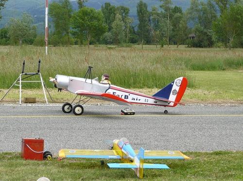 Aérodrome de Revel - Montgey