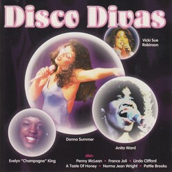 V.A. - Disco Divas . Salute To The Ladies - Complete CD