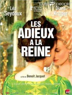 Les adieux à la reine - de Benoît Jacquot (2012) - avec Léa Seydoux & Diane Kruger