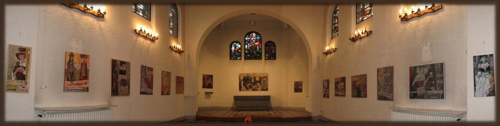 2 juillet 2011 : Vernissage de l'exposition de Serge TZIGANOV