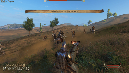 BIG NEWS : Mount and Blade 2 : Bannerlord, moral*