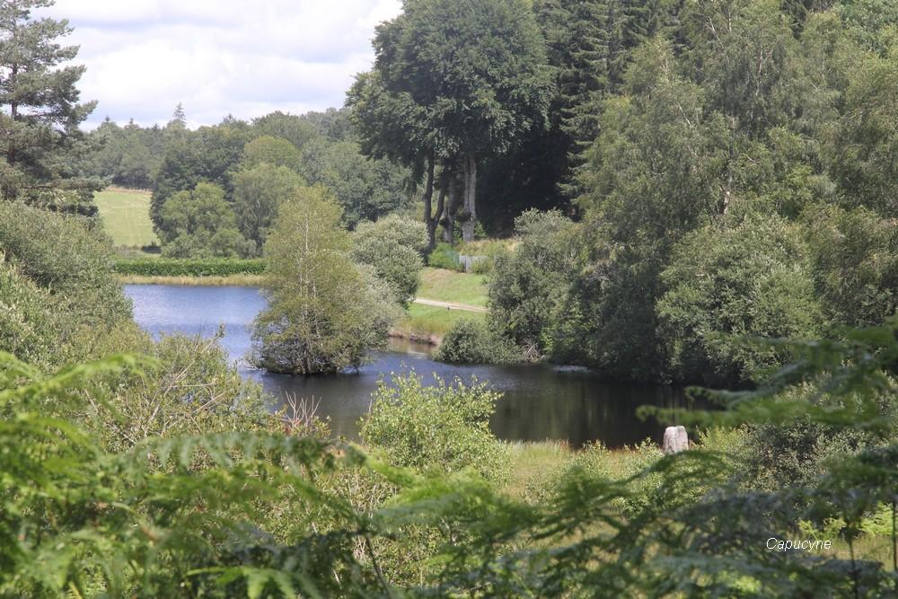 Images de Creuse, juillet-août 2021