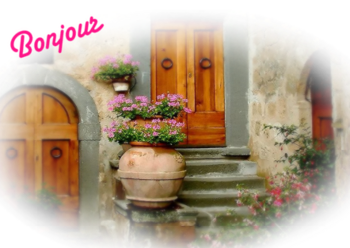 Des portes...