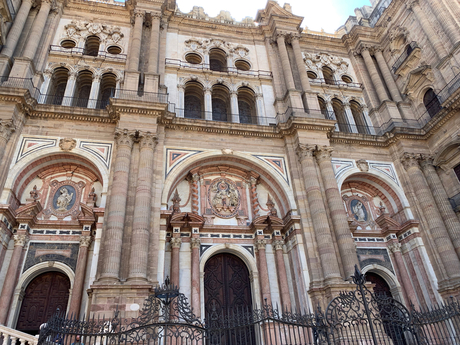 Malaga - Cathédrale de la Encarnacion