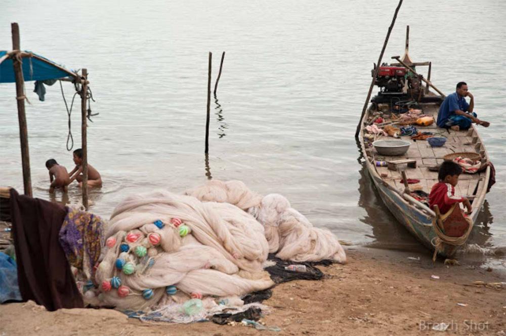 Pêche Mékong