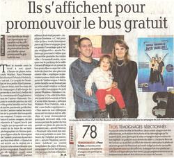 Campagne Libellus dans la Dépêche !!!