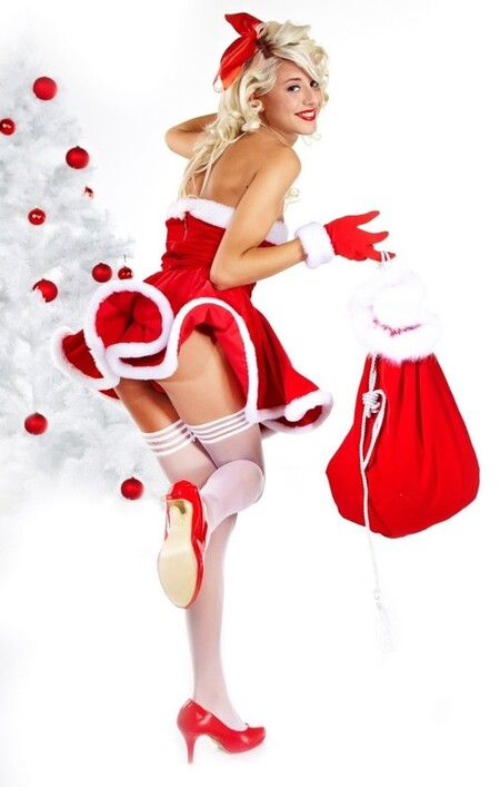 Images de Noël chez Rose