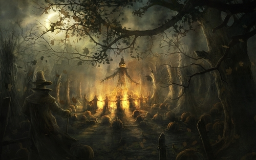 speciale halloween...