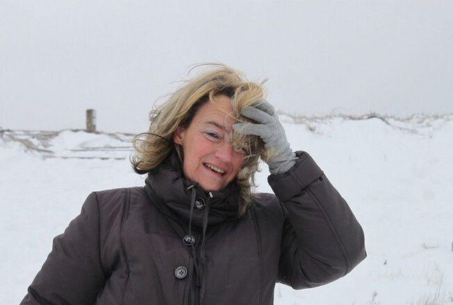 Neige en Monts d'Arrée 081