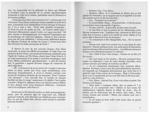 """""""Les trésors de Saint-Mathieu"""" d'Alain Quéré"""