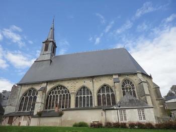 Eglise St André ,Chateau-Renault-37110-1